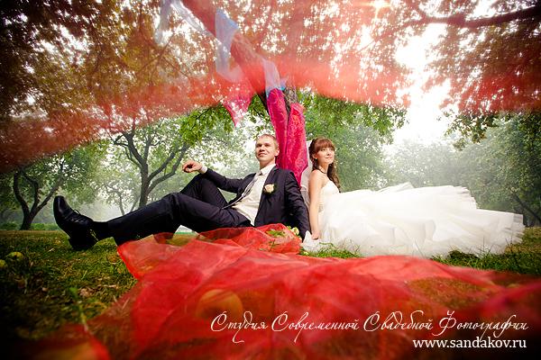 Самые необычные свадьбы мира.